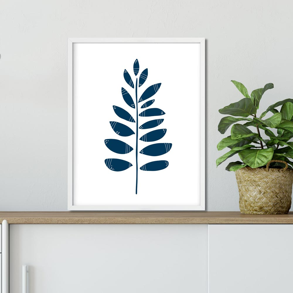 Leaves printable wall arts