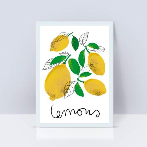 Lemons art thumb