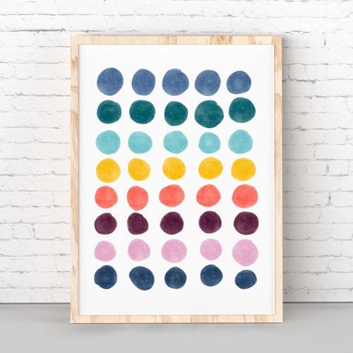 Nursery dots