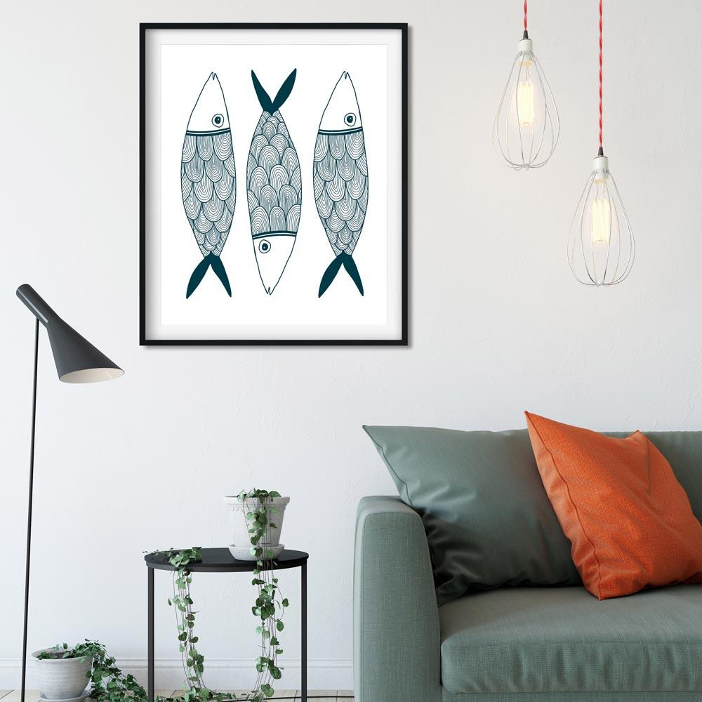 Nautical printable wall art
