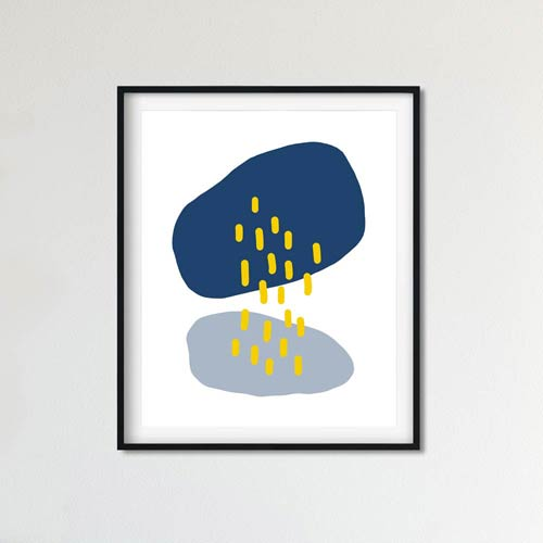 Rain Cloud wall art